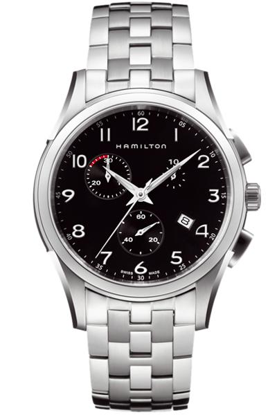 ハミルトン HAMILTON H38612133 Jazzmaster Thinline Chrono Quartz ジャズマスター シンライン クロノ クォーツ 正規品 腕時計