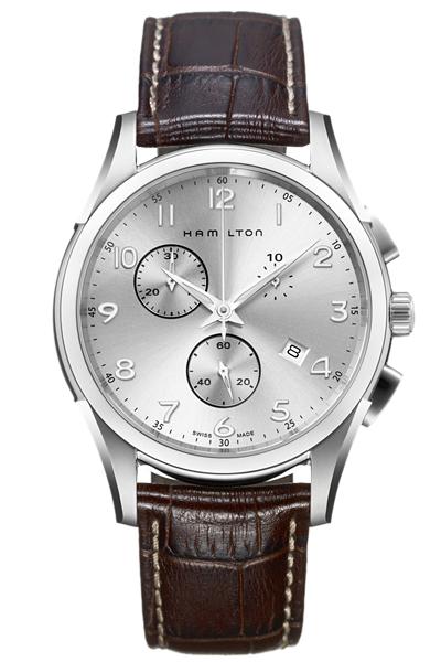 正規品 HAMILTON ハミルトン H38612553 Jazzmaster Thinline Chrono Quartz ジャズマスター シンライン クロノ クォーツ 腕時計