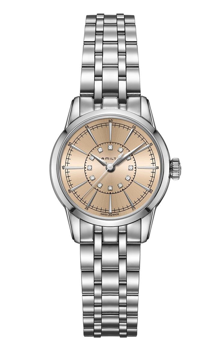 ハミルトン HAMILTON H40311121 レイルロード レディ 正規品 腕時計