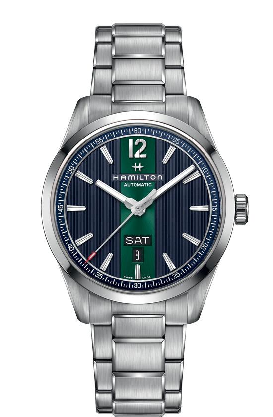 正規品 HAMILTON ハミルトン H43515141 ブロードウェイ デイデイト オート 腕時計