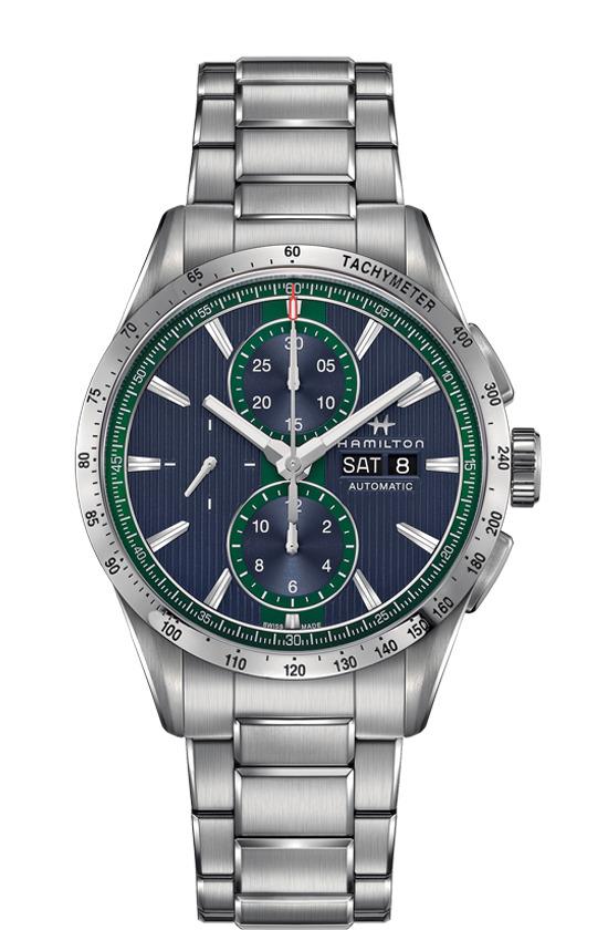 ハミルトン HAMILTON H43516141 ブロードウェイ オートクロノ 正規品 腕時計
