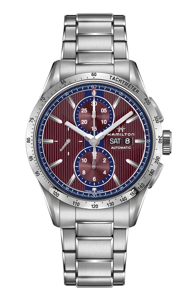 ハミルトン HAMILTON H43516171 ブロードウェイ オートクロノ 正規品 腕時計