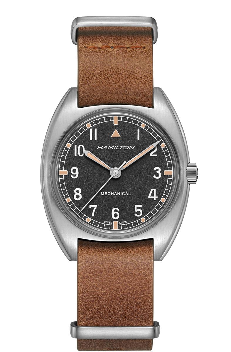 ハミルトン HAMILTON H76419531 カーキ パイロット パイオニア メカニカル 正規品 腕時計