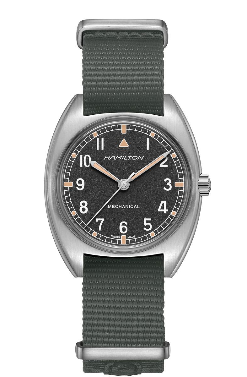 ハミルトン HAMILTON H76419931 カーキ パイロット パイオニア メカニカル 正規品 腕時計