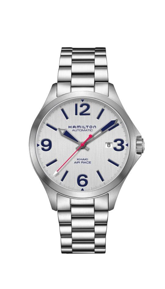 ハミルトン HAMILTON H76525151 カーキ エアレース 42mm 正規品 腕時計