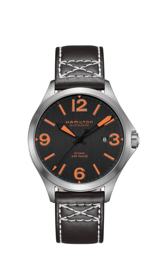 ハミルトン HAMILTON H76535731 カーキ エアレース 42mm 正規品 腕時計