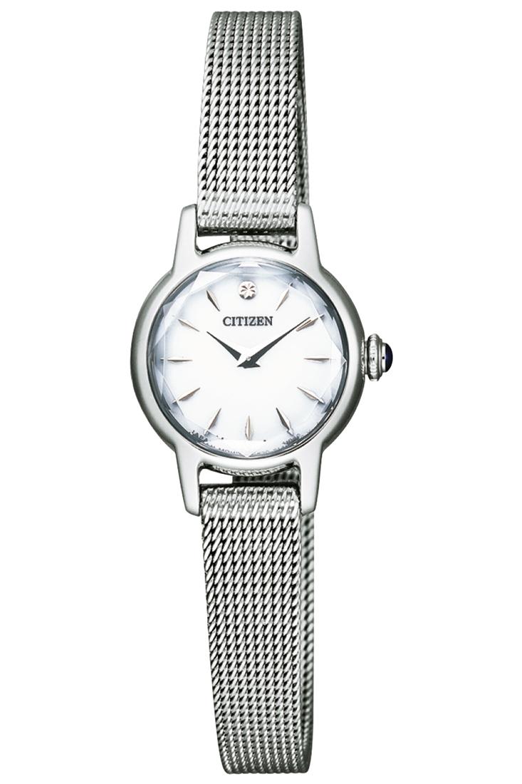 セール商品 正規品 送料無料 ソーラー レディース シチズン キー 日本産 正規メーカー延長保証付き CITIZEN Kii EG2990-56A 腕時計