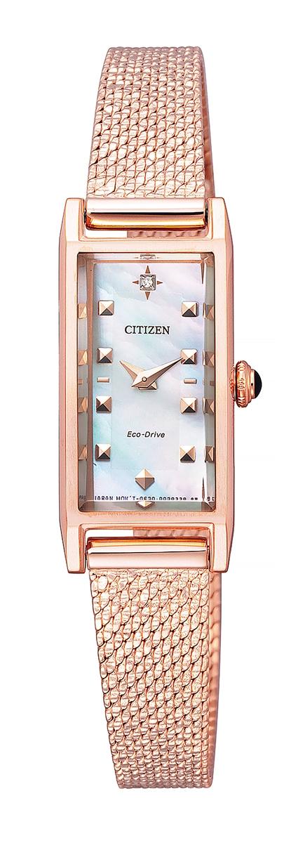 正規メーカー延長保証付き 正規品 CITIZEN Kii シチズン キー EG7045-54W 限定500本 腕時計