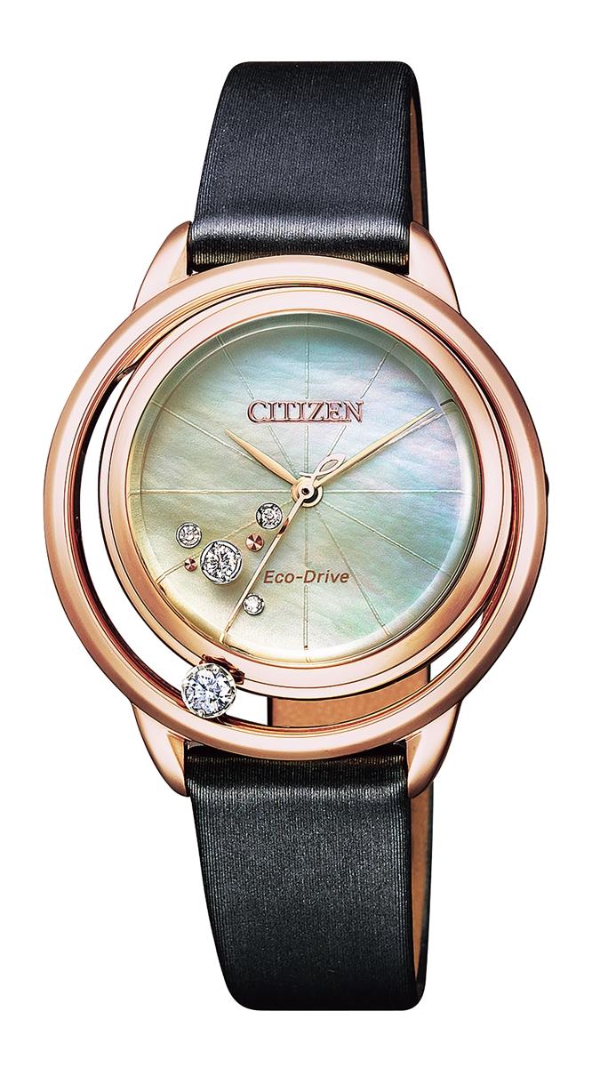 正規メーカー延長保証付き 正規品 CITIZEN L シチズン エル EW5522-20D アークリーコレクション 世界限定3000本 腕時計