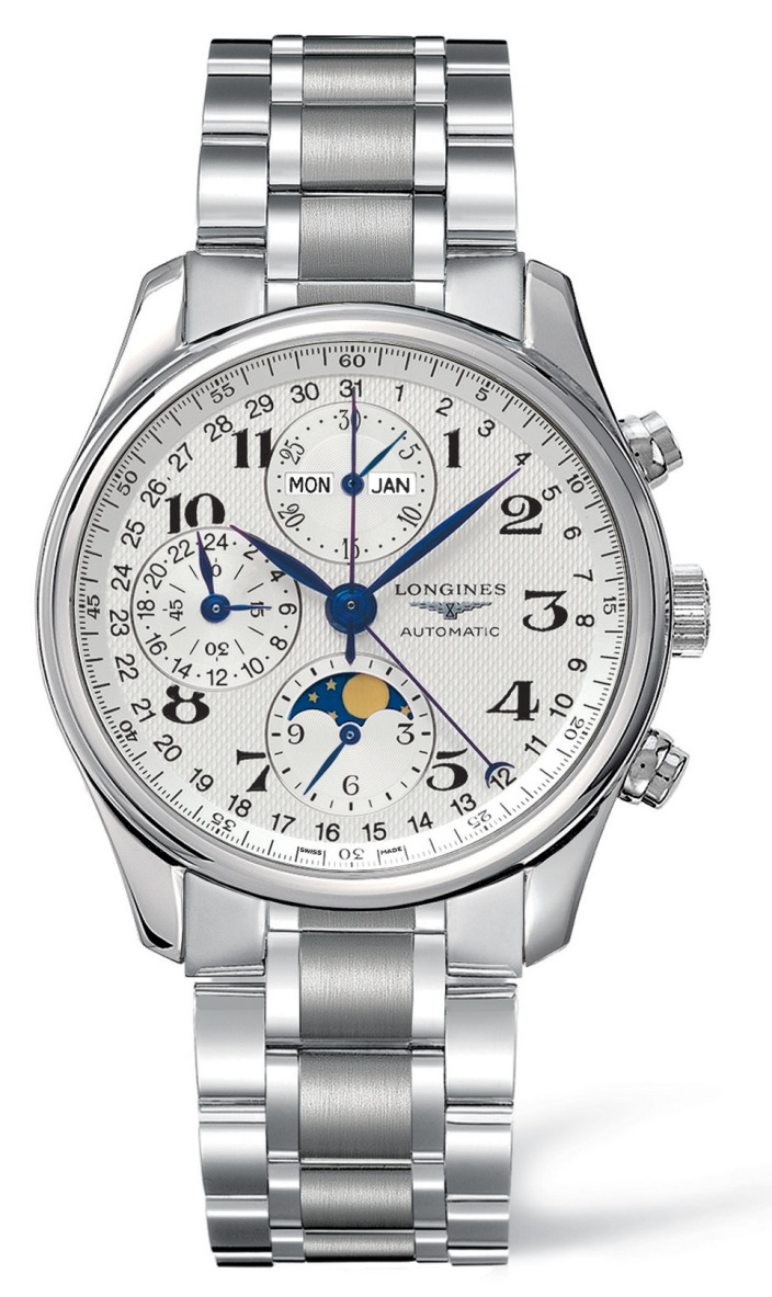 ロンジン LONGINES L2.673.4.78.6 The Longines Master Collection ロンジン マスターコレクション 正規品 腕時計
