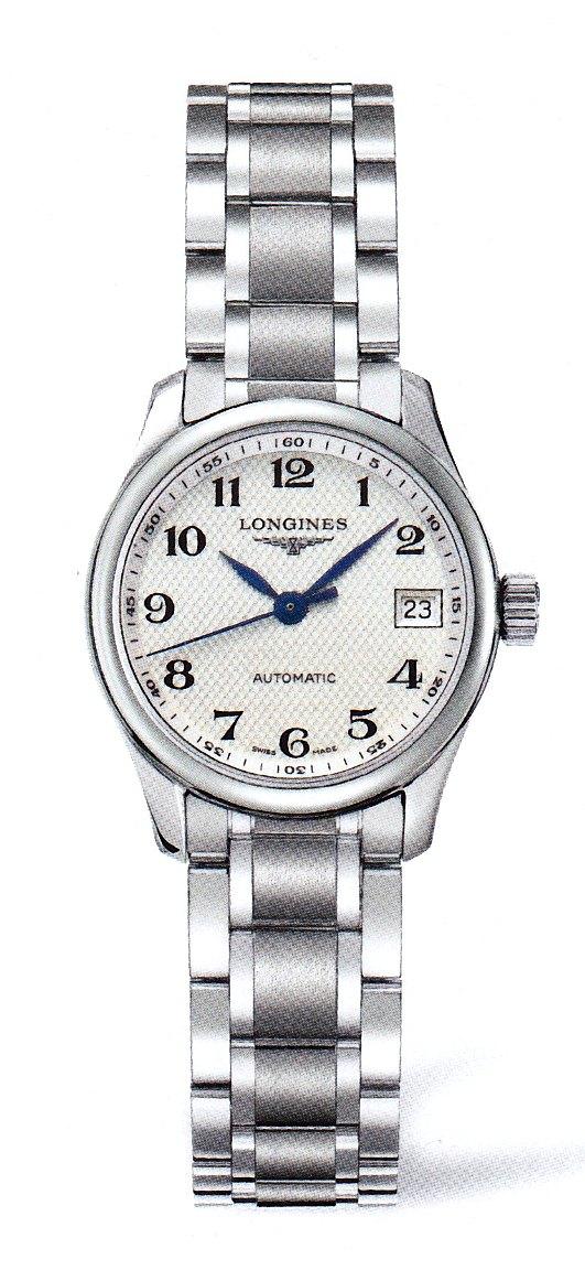 ロンジン LONGINES L2.128.4.78.6 The Longines Master Collection ロンジン マスターコレクション 正規品 腕時計