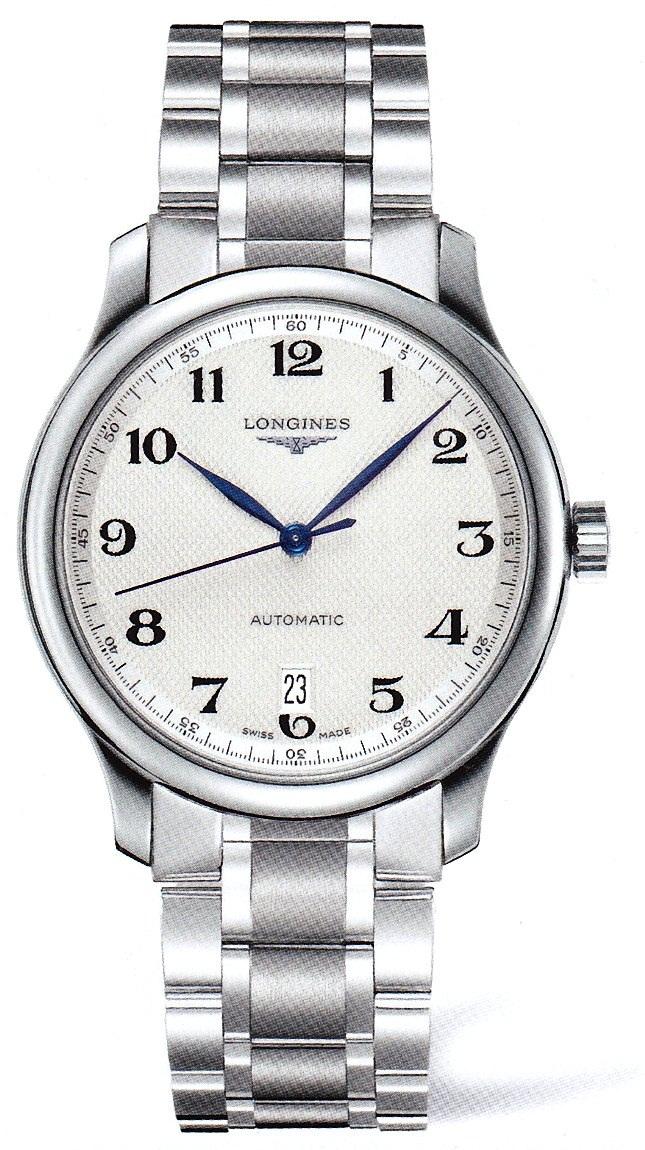 ロンジン LONGINES L2.628.4.78.6 The Longines Master Collection ロンジン マスターコレクション 正規品 腕時計