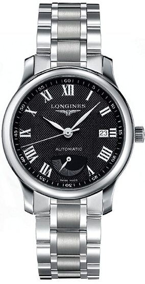 "LONGINES L2.708.4.51.6 ""The Longines Master Collection"""