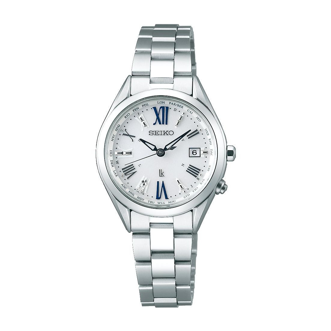 ルキア LUKIA セイコー SEIKO SSQV053 ソーラー電波 正規品 腕時計
