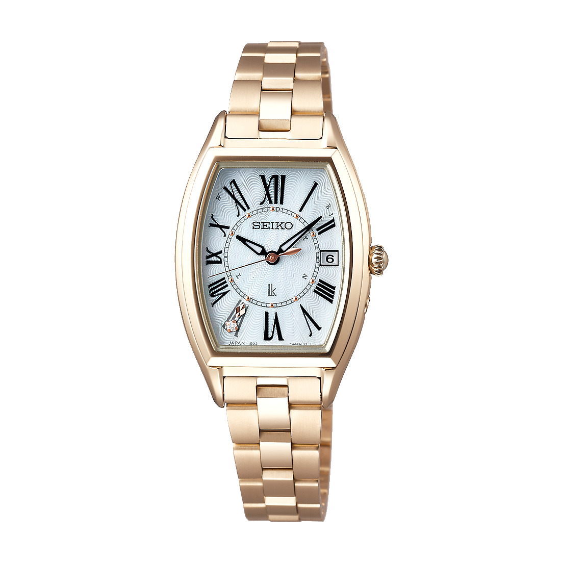 ルキア LUKIA セイコー SEIKO SSQW046 ソーラー電波 正規品 腕時計
