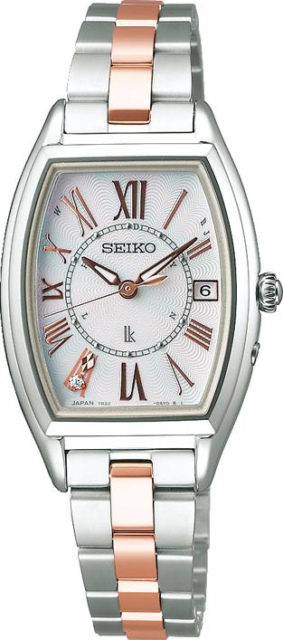 ルキア LUKIA セイコー SEIKO SSQW051 ソーラー電波 正規品 腕時計