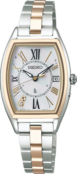 ルキア LUKIA セイコー SEIKO SSQW052 ソーラー電波 正規品 腕時計