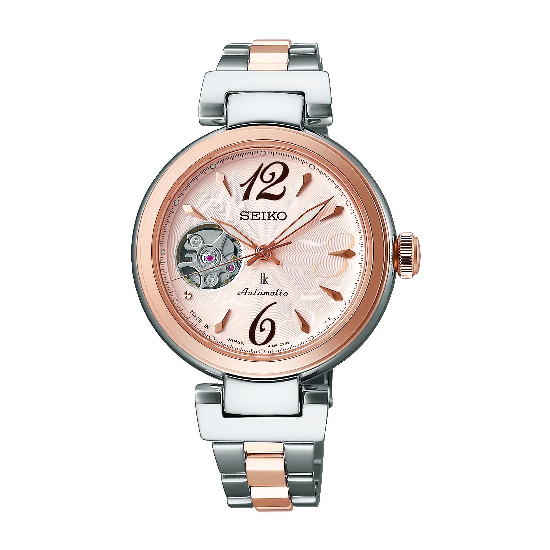 ルキア LUKIA セイコー SEIKO SSVM046 メカニカル 正規品 腕時計