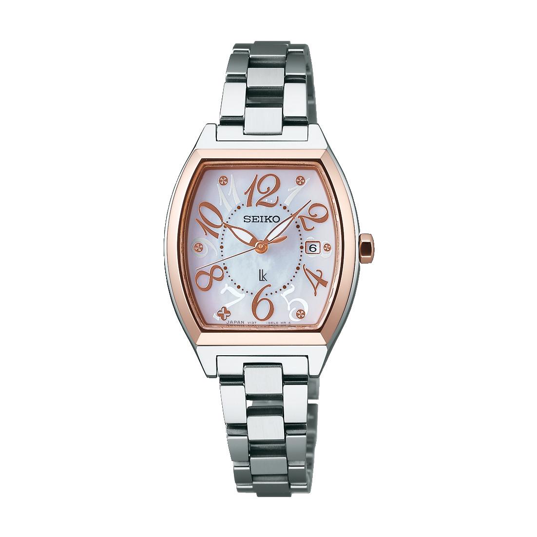ルキア LUKIA セイコー SEIKO SSVN026 ソーラー 正規品 腕時計