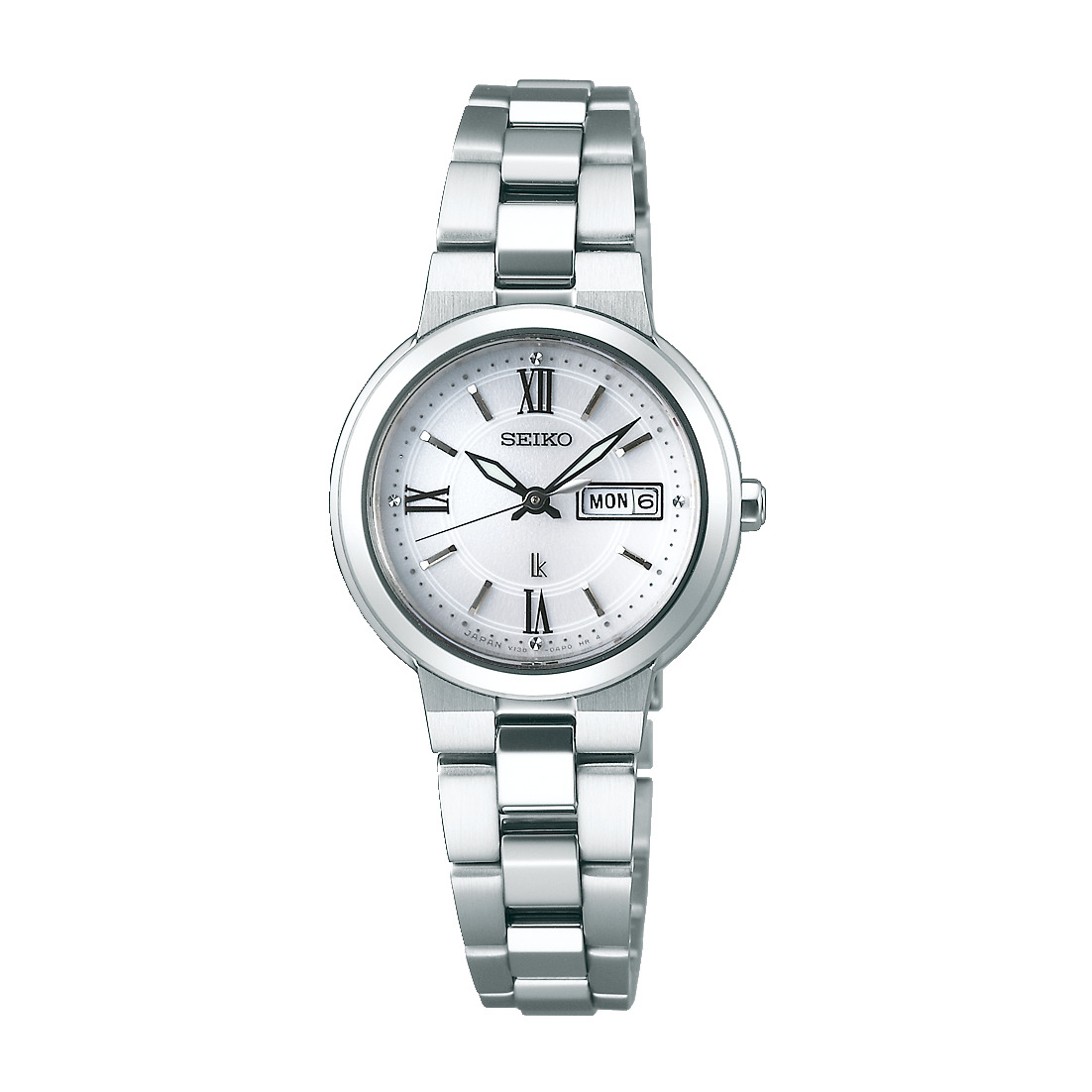 ルキア LUKIA セイコー SEIKO SSVN029 ソーラー 正規品 腕時計