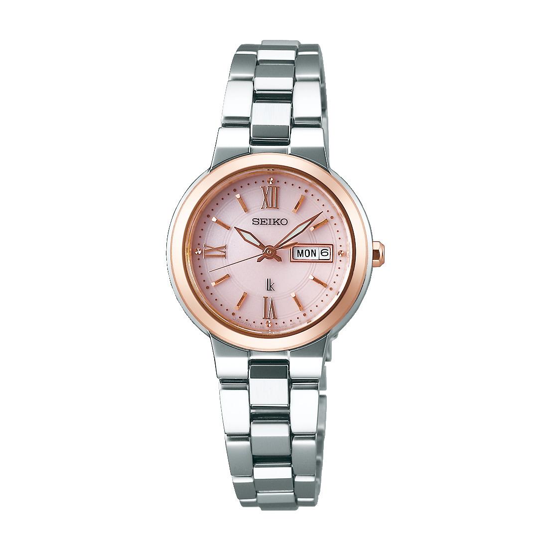 ルキア LUKIA セイコー SEIKO SSVN030 ソーラー 正規品 腕時計