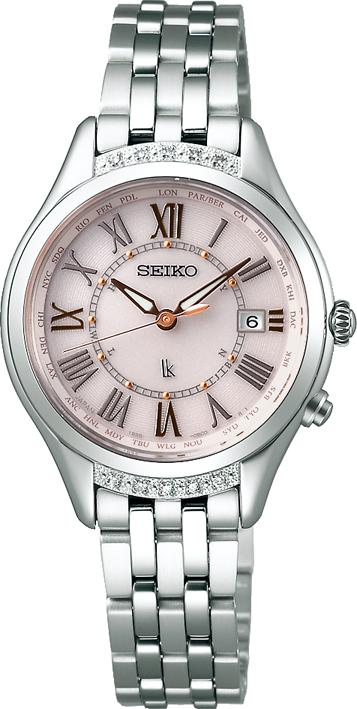 ルキア LUKIA セイコー SEIKO SSVV053 ソーラー電波 正規品 腕時計
