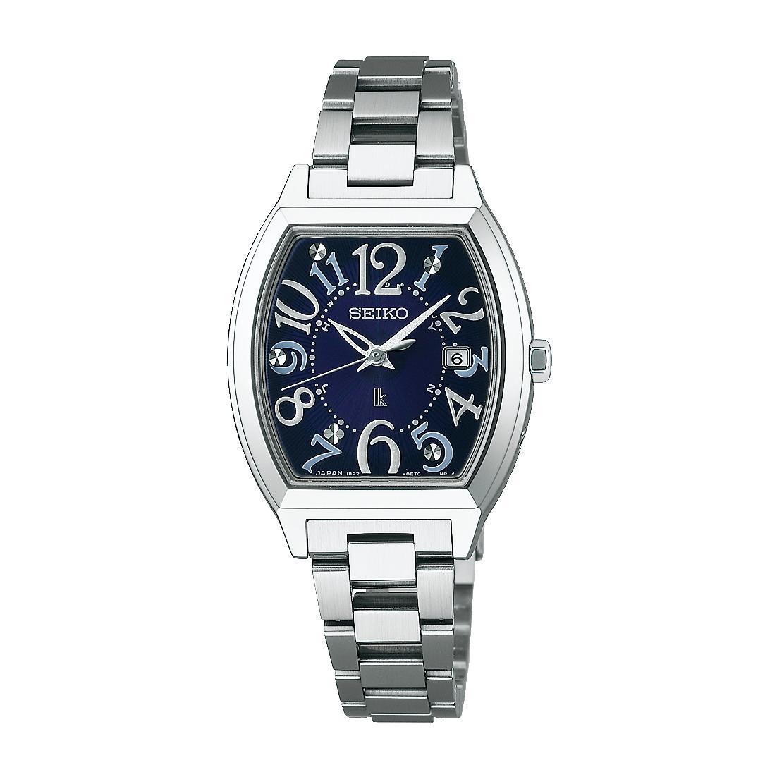 ルキア LUKIA セイコー SEIKO SSVW093 ソーラー電波 正規品 腕時計