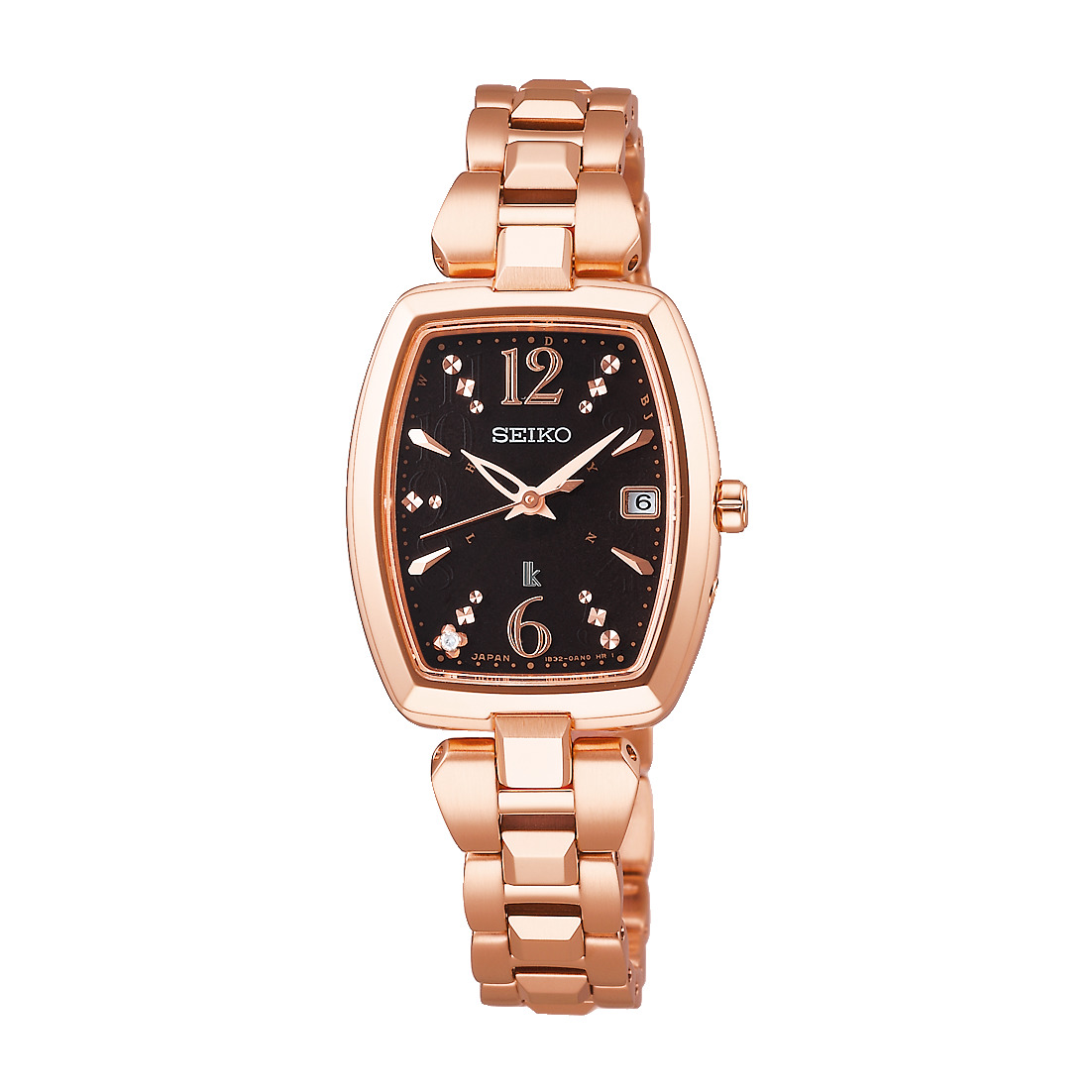 ルキア LUKIA セイコー SEIKO SSVW128 ソーラー電波 正規品 腕時計