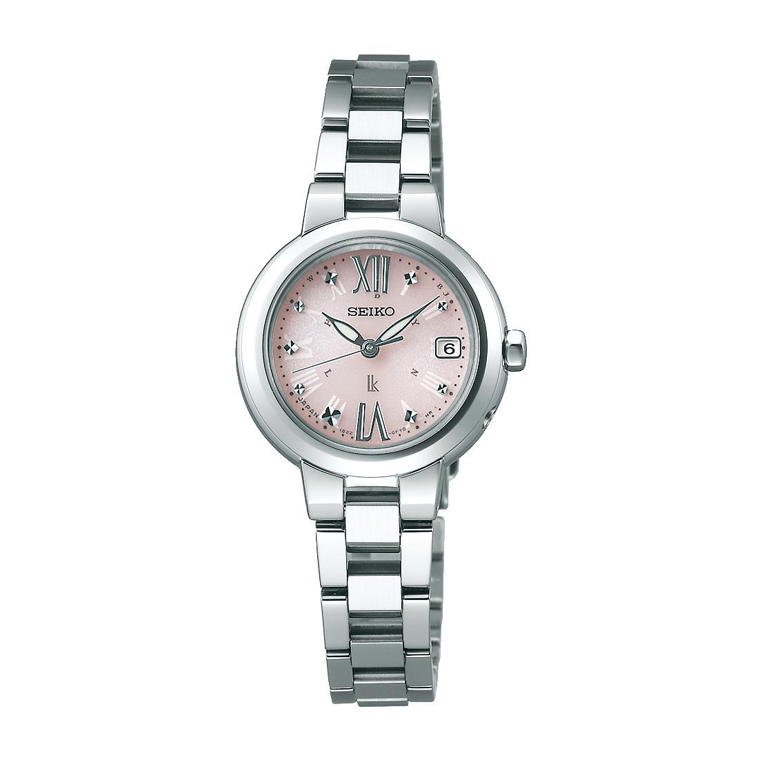 ルキア LUKIA セイコー SEIKO SSVW137 ソーラー電波 正規品 腕時計
