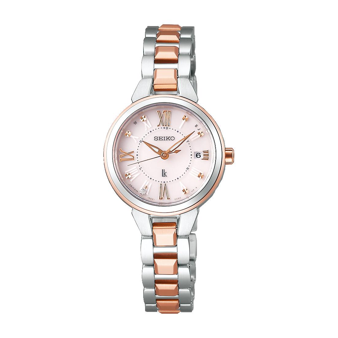 ※ルキア LUKIA セイコー SEIKO SSVW146 ソーラー電波 正規品 腕時計