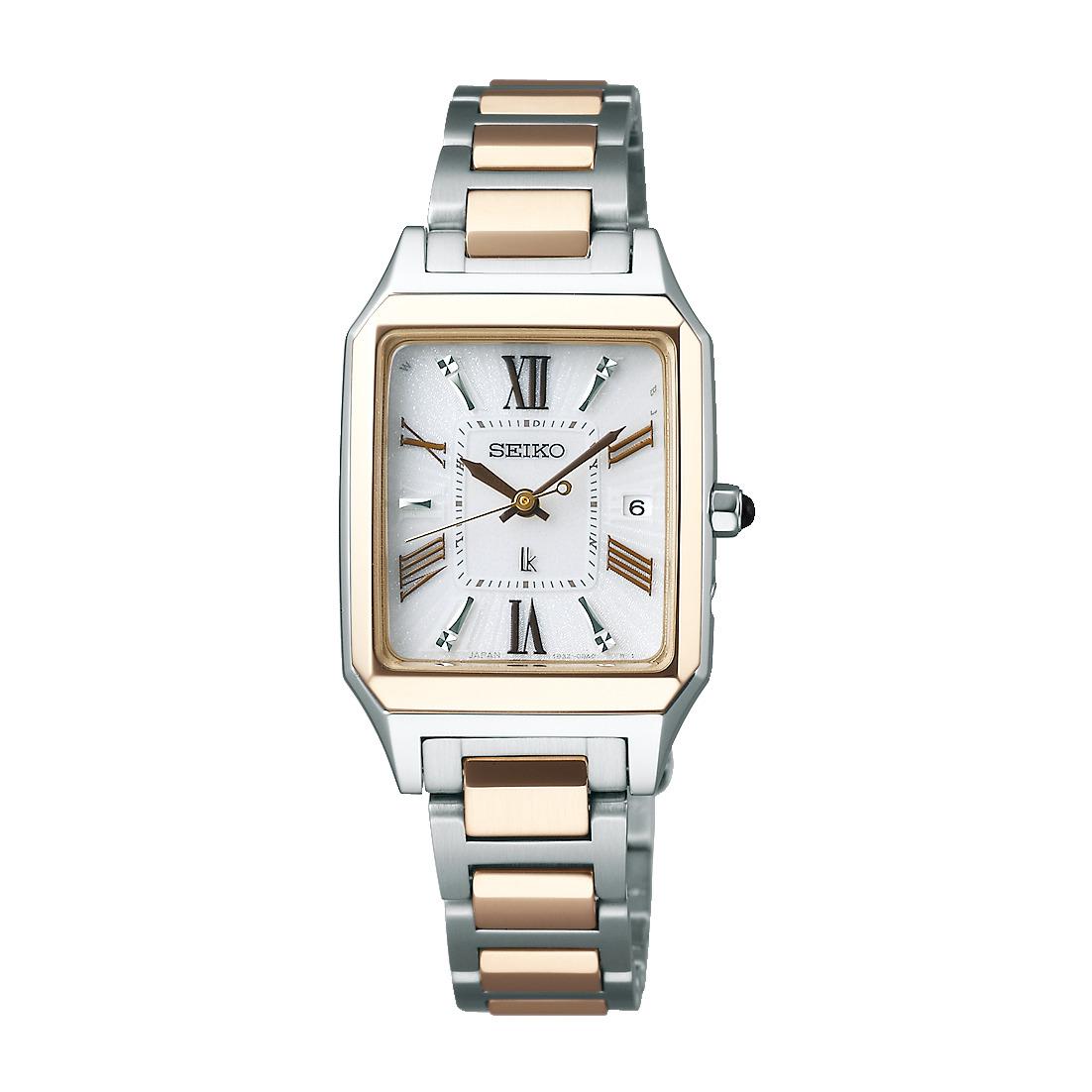 ルキア LUKIA セイコー SEIKO SSVW160 ソーラー電波 正規品 腕時計