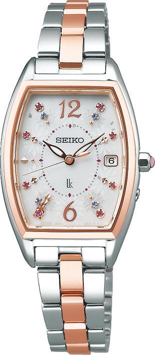 ルキア LUKIA セイコー SEIKO SSVW172 ソーラー電波 2020サマー限定モデル 限定2500本 正規品 腕時計