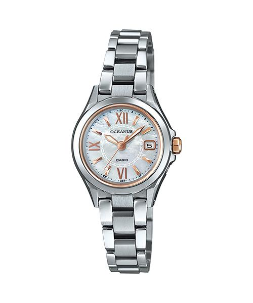 オシアナス OCEANUS カシオ CASIO OCW-70PJ-7A2JF 3 Hands Models スリーハンズモデル 正規品 腕時計