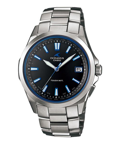 オシアナス OCEANUS カシオ CASIO OCW-S100-1AJF 3 Hands Models スリーハンズモデル 正規品 腕時計