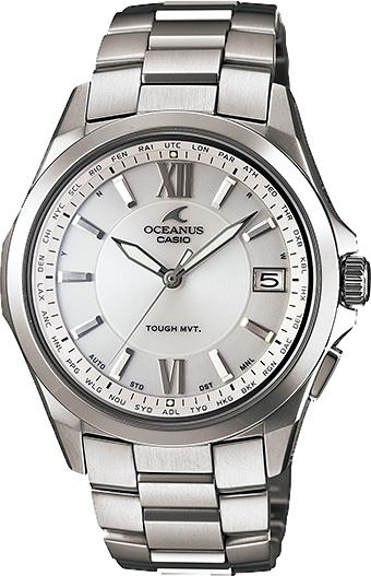 オシアナス OCEANUS カシオ CASIO OCW-S100-7A2JF 3 Hands Models スリーハンズモデル 正規品 腕時計