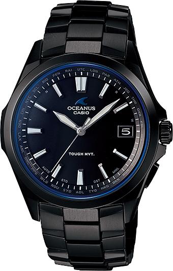 オシアナス OCEANUS カシオ CASIO OCW-S100B-1AJF 3 Hands Models スリーハンズモデル 正規品 腕時計