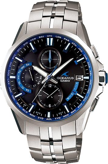 オシアナス OCEANUS カシオ CASIO OCW-S3000-1AJF Manta マンタ スマートアクセス搭載 正規品 腕時計