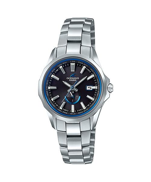オシアナス OCEANUS カシオ CASIO OCW-S350-1AJF Manta Ladies マンタ レディース 正規品 腕時計