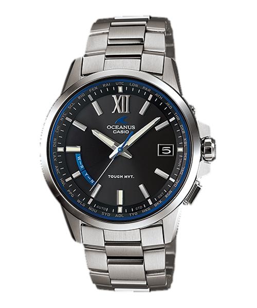 オシアナス OCEANUS カシオ CASIO OCW-T150-1AJF 3 Hands Models スリーハンズモデル 正規品 腕時計