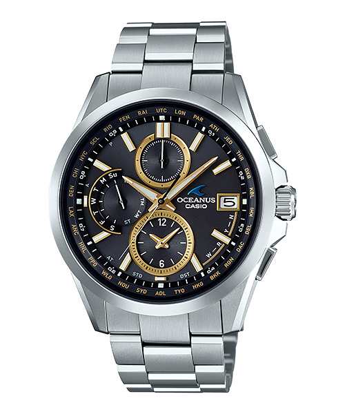 正規品 CASIO カシオ OCEANUS オシアナス OCW-T2600-1A3JF クラシックライン 腕時計
