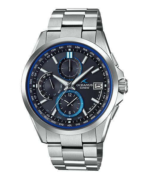 オシアナス OCEANUS カシオ CASIO OCW-T2600-1AJF Classic Line Smart Access クラシックライン スマートアクセス 正規品 腕時計