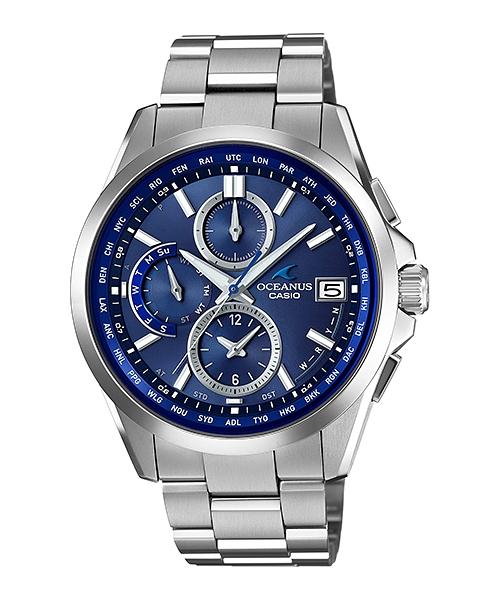 オシアナス OCEANUS カシオ CASIO OCW-T2600-2A2JF クラシックライン スマートアクセス 正規品 腕時計