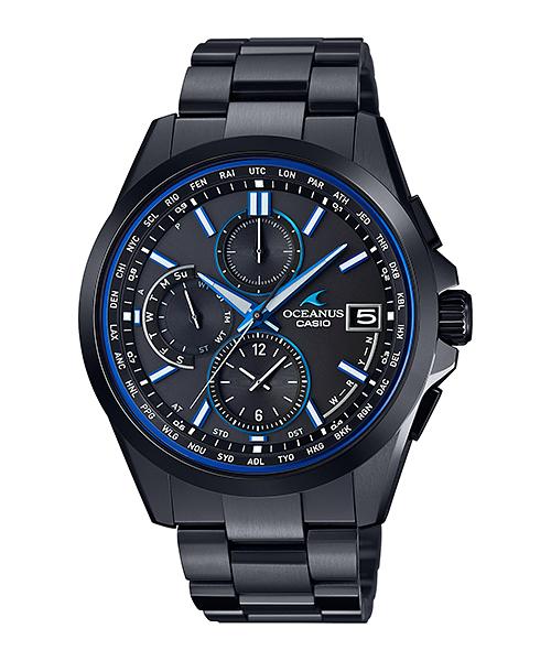 オシアナス OCEANUS カシオ CASIO OCW-T2600B-1AJF Classic Line Smart Access クラシックライン スマートアクセス 正規品 腕時計
