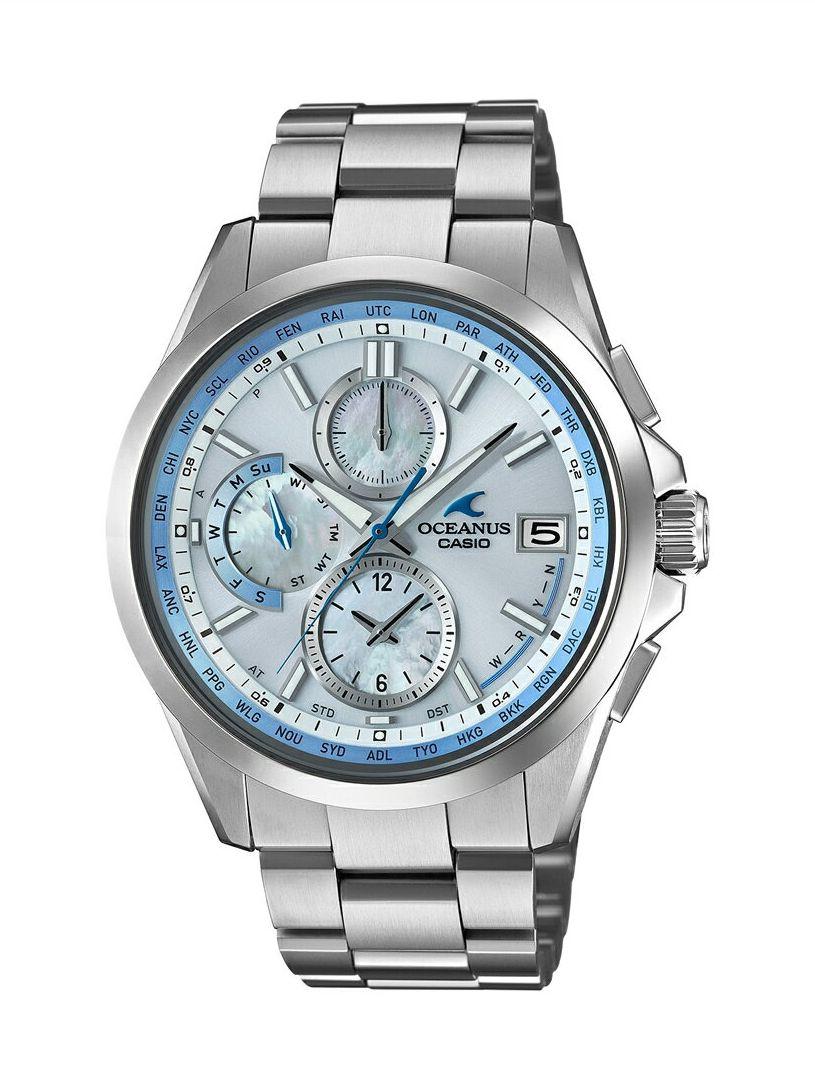 オシアナス OCEANUS カシオ CASIO OCW-T2610H-7AJF クラシックライン 正規品 腕時計