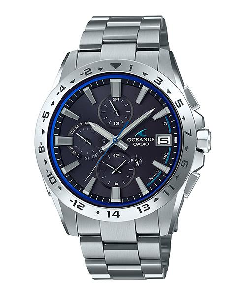 オシアナス OCEANUS カシオ CASIO OCW-T3000-1AJF クラシックライン 正規品 腕時計