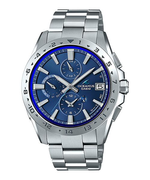 オシアナス OCEANUS カシオ CASIO OCW-T3000-2AJF クラシックライン 正規品 腕時計