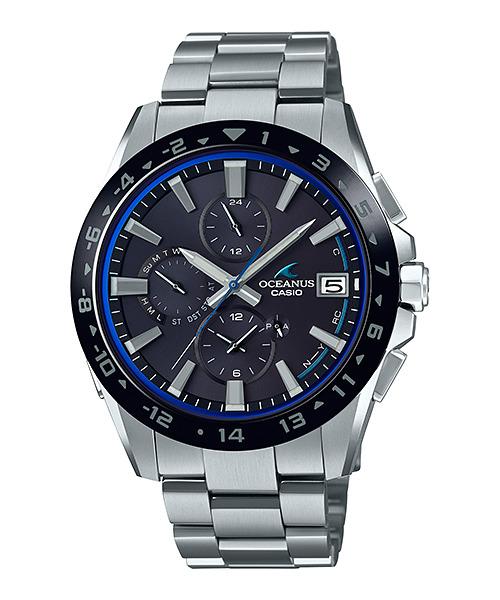 オシアナス OCEANUS カシオ CASIO OCW-T3000A-1AJF クラシックライン 正規品 腕時計