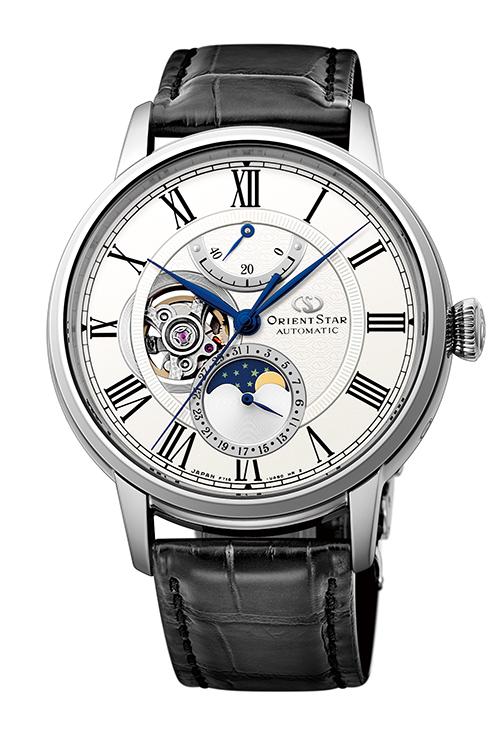 正規品 ORIENT STAR オリエントスター RK-AM0001S メカニカルムーンフェイズ 腕時計
