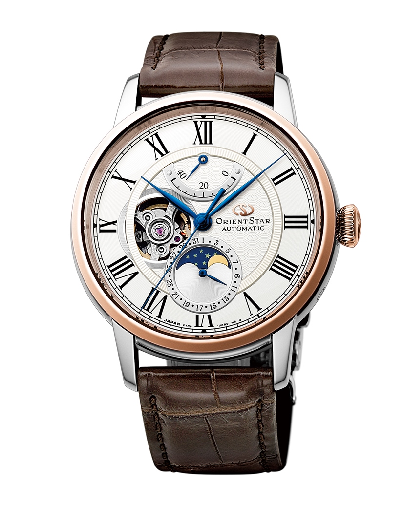 オリエントスター ORIENT STAR RK-AM0003S メカニカルムーンフェイズ プレステージショップ限定 正規品 腕時計