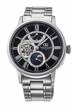 正規品 ORIENT STAR オリエントスター RK-AM0004B メカニカルムーンフェイズ 腕時計